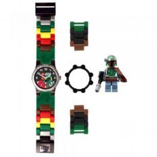 LEGO Star Wars Kinderuhr   Boba Fett  NEU