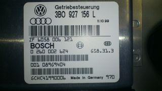 VW Passat 3B 2.5 TDI V6 150PS Automatik Getriebesteuergerät
