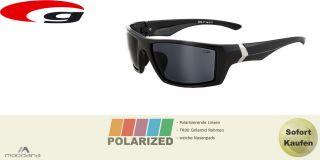verspiegelte Sonnenbrille Sportbrille Soft Touch SYS
