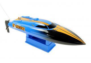 RC Speedboot Rennboot Warrior V Boot 2,4GHz 30km/h mit Wasserkühlung