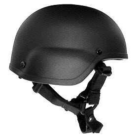 NEW Level 3A Helmet Bullet Proof Ballistic Black HAGOR BH01 Light