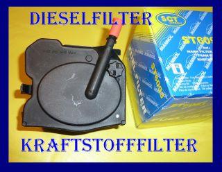Kraftstofffilter Dieselfilter CITROEN Berlingo C4 6093