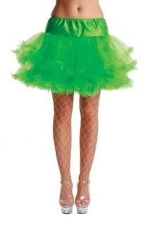 LADIES SEXY TUTUS FANCY DRESS NEON PETTICOAT 50S STYLE ROCK & ROLL