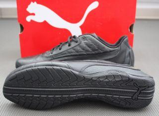 Puma Drift CAT II SF Ferrari Schuhe  38   45 Schwarz Leder Sneaker