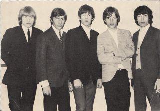 The Rolling Stones Freihoff Verlag Postkarte 940 + P 3614
