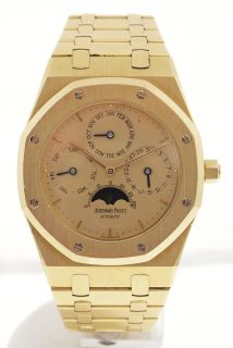 AUDEMARS PIGUET ROYAL OAK GOLD   REF. BA 25654.0.944/01