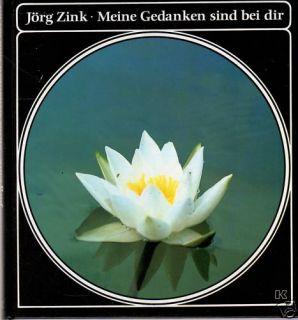 Meine Gedanken sind bei dir von Jörg Zink