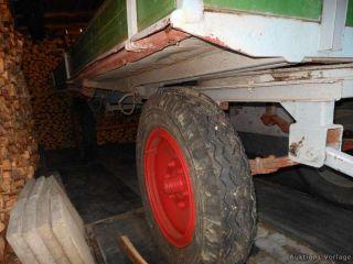 Traktor Schlepper Kramer KL200 mit Zahnstangenkipper