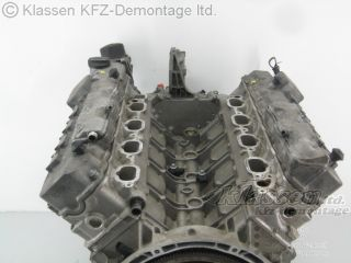 Motor Engine Mercedes S KLASSE W220 S 500 306 Ps M113.960