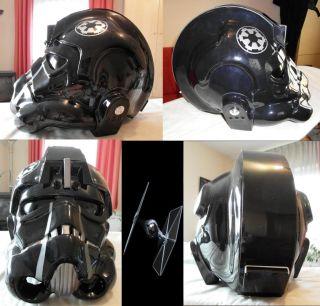 STAR WARS TIE Fighter Pilot 11 Piloten Helm 3 TAGE