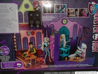Monster High Schule X3711 Mattel   Playset School