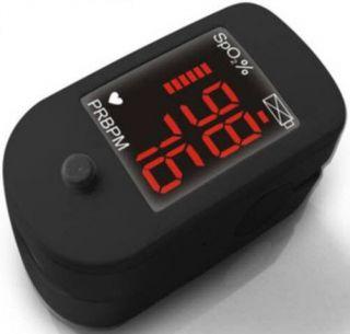 Fingertip Pulsoximeter MD300C1C mit kontraststarkem LED Display