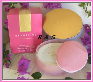 ESTEE LAUDER ★Beautiful Perfumed Dusting Body Powder ★Talc