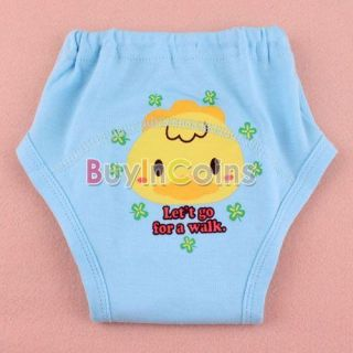 New Baby Boys Girls Toilet Training Pull up Pants Waterproof 4 Layers