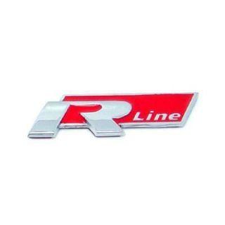 Line Emblem Schriftzug VW Golf Passat Polo GTI 4 5 6 #969