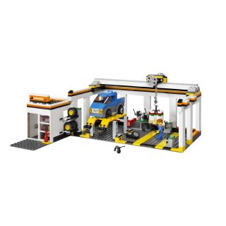 feuerwehrstation lego city