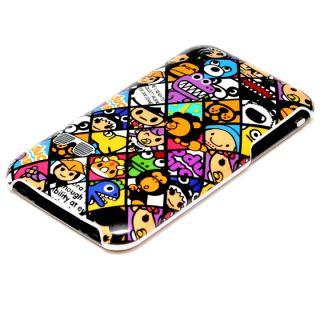 iPhone 3 3GS Hülle Case Schutzhülle Hard Cover Tasche Bumper Schale
