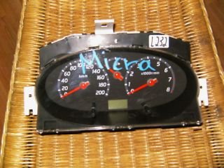 tacho kombiinstrument nissan micra k12 ax860