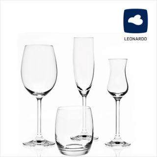 LEONARDO 24tlg. Kelchglasset Best Friends Glas Gläser