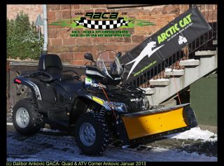 ARCTIC CAT 550 TRV WINTERPAKET Modell 2013 ATV Einspritzer LED Kolpin