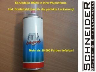 Autolackspray Mercedes (963) Indiumgrau met., 400ml