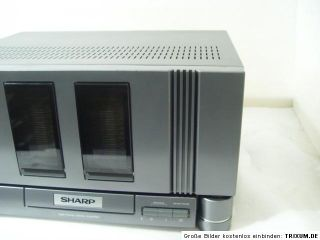 Sharp SX 8800H(GY) SX 8800 Power Amplifier Endstufe 1155W