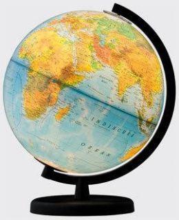 Terra by Columbus Globus 553010
