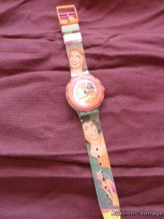 SWATCH * Armbanduhr Uhr   * Scuba   Beach Virgin   SDG104 *   (39