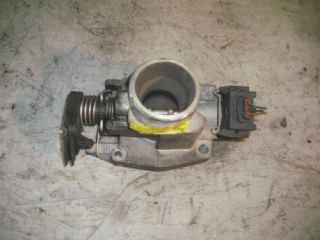 Ford Ka RB 1,3i Drosselklappe 95BF9B989 throttle body