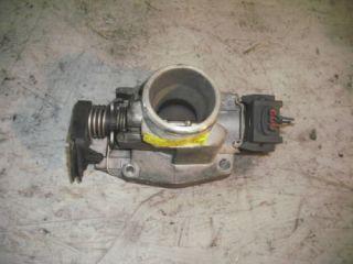 Ford Ka RB 1,3i Drosselklappe 95BF9B989 throttle body