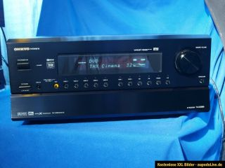 Onkyo TX DS989 THX 7Kanal Surround / Stereo High End Verstärker