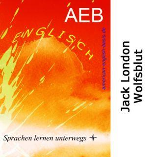 WOLFSBLUT JACK LONDON HÖRBUCH AUDIOBOOK ENGLISCH  CD