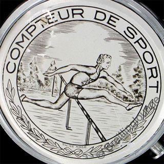 BREITLING Sprint Chronograph / Stoppuhr von 1955