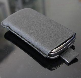 Sagem Puma Phone Handy Leder Tasche Hülle Etui Case #3