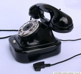 Telefon Telefono Phone W28 Siemens & Halske 1928