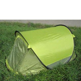 Wurfzelt Action green POP UP Zelt für 2 Personen