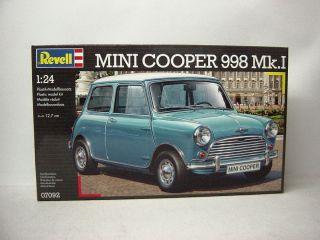 Revell 124 07092 Mini Cooper 998 Mk.I NEU
