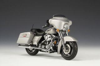 2007 Harley Davidson FLHX Pewter Street Glide