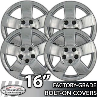 2007 2012 Chevy HHR Chrome Bolt On Wheel Covers
