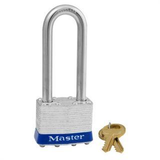 Master Lock 1UPLJ 2 1/2 Shackle Universal Pin Long Shank Padlock