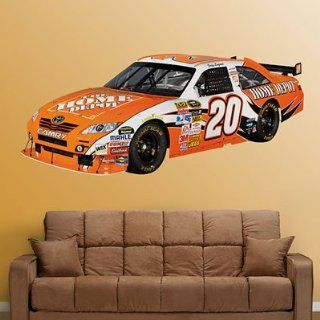 NASCAR Joey Logano #20 Car 2009 Wall Graphic Sports & Outdoors