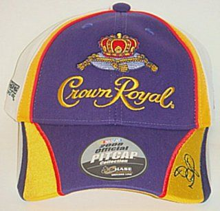 2008 NASCAR # 26 Jamie McMurray Crown Royal Velcro back