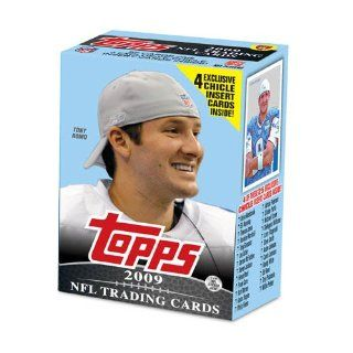 com Dallas Cowboys Tony Romo 2009 Topps Cereal Box Sports & Outdoors