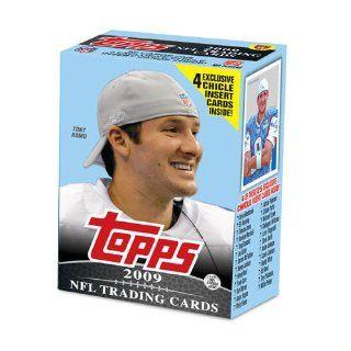 com Dallas Cowboys Tony Romo 2009 Topps Cereal Box