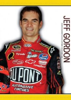 Jeff Gordon 2009 Weekly Planner Sports & Outdoors