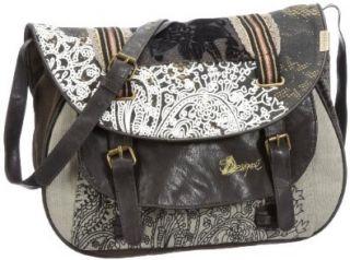 Desigual Womens Cross Body Handbag 28x5069 Shoes