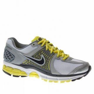 Running Shoe   Womens White/anthrct mtllc slvr Size 6.5 UK 4 Shoes