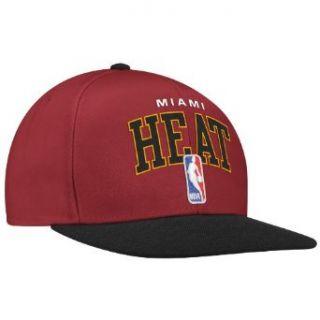 NBA Miami Heat Snapback Adjustable Draft Hat Sports