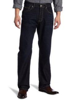 Calvin Klein Jeans Mens Relaxed Straight Jean Clothing