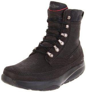 MBT Mens Kitabu High Laceup Boot Shoes